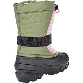 Sorel Flurry Boots Children white/olive